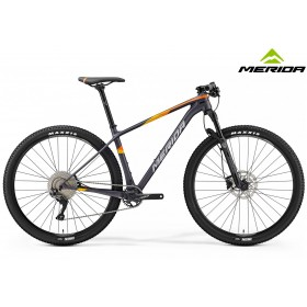 BICICLETA MERIDA BIG NINE 3000 R29 11V 2019