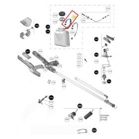 (990) CORREA DE DEPÓSITO 30*1100mm PARA PULVERIZADORES PULMIC FENIX 5L/10L