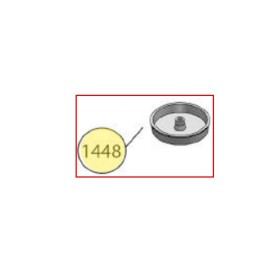 (1448) FILTRO DE CARGA DE 100mm PARA PULVERIZADORES FENIX 5L/10L
