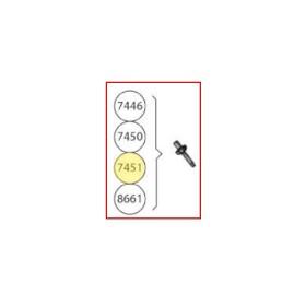 (7451) BOQUILLA ULV AZUL Ø1.2 PARA PULVERIZADORES PULMIC FENIX 5L/10L