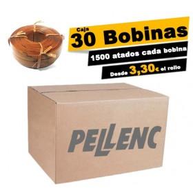 Caja 30 bobinas Pellenc...