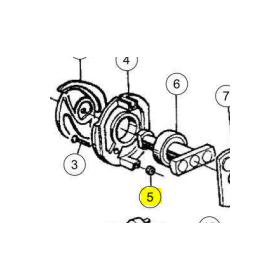 17864 TUERCA H M 2.5 ZB...