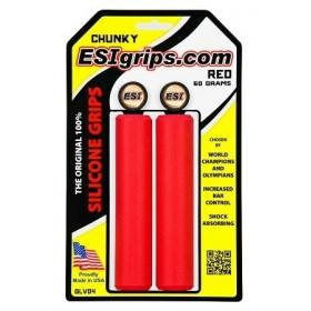 ESIgrips Chunky - Rojo